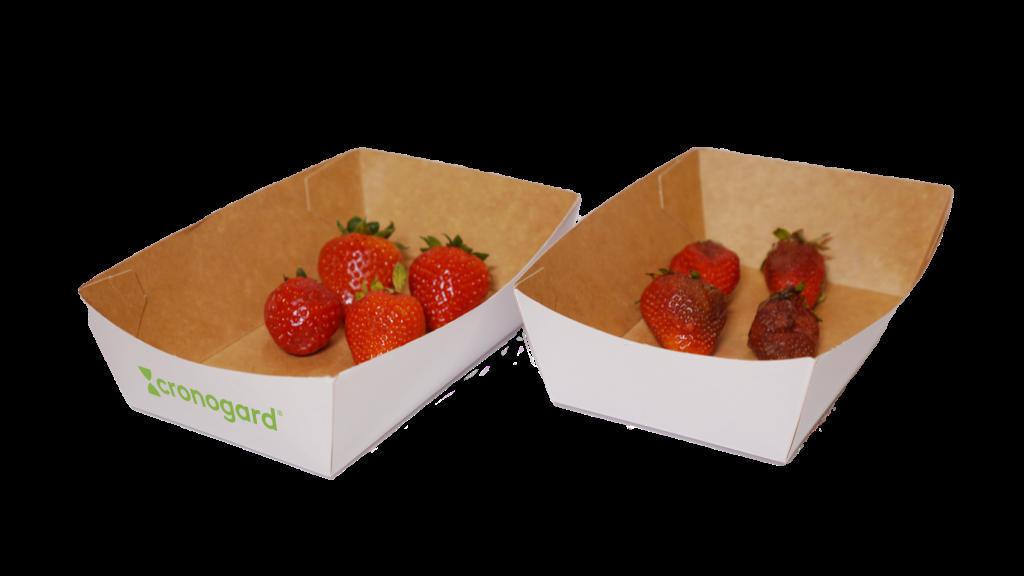 strawberries shelf life extension